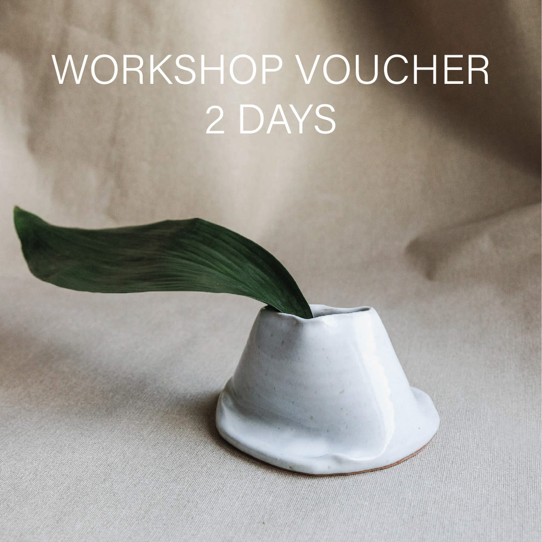 Gift Voucher - 2 Days Workshop