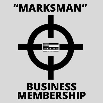 """Marksman"" Business Membership"