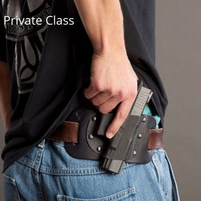 Wisconsin Non-resident/Utah Concealed Carry Class (CCW) Marc-On Shooting