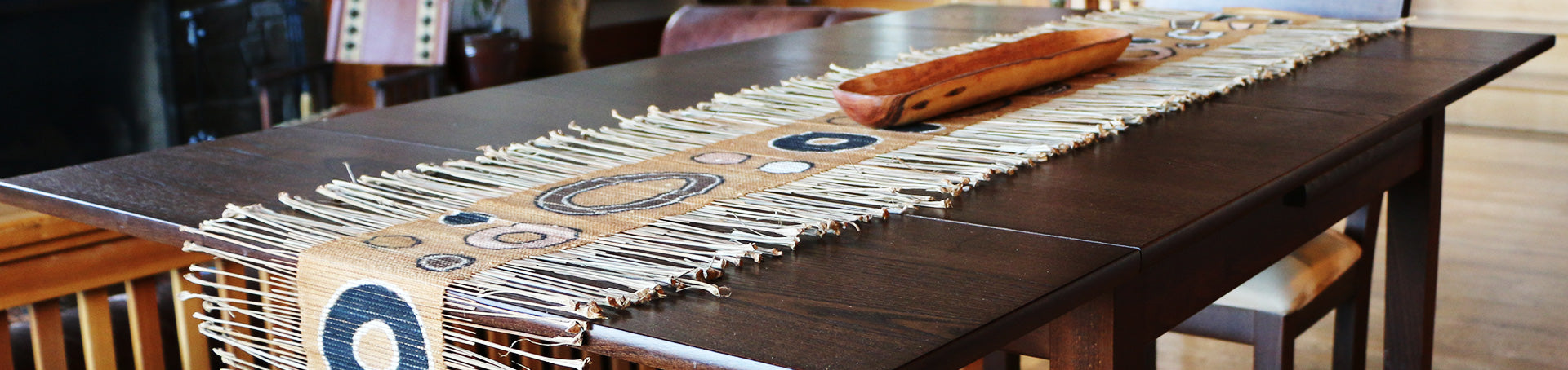 african table runners