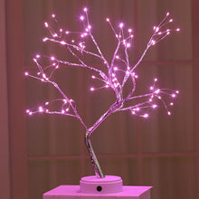 Load image into Gallery viewer, Coquimbo 36/108 LEDS Night Light Bonsai Tree Light Gypsophila Lights Home Party Wedding Indoor Decoration Night Light