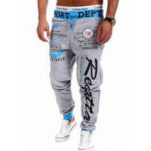 Load image into Gallery viewer, men's pants weatpants Hip Hop joggers cargo pants men casual pants fashion printing trousers streetwear pantalones hombre