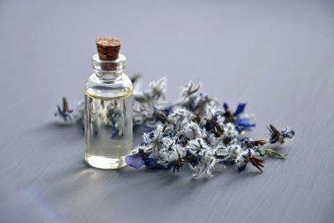Aromatherapy may help fall asleep, especially lavender scents
