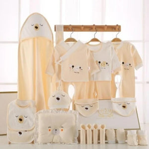 22 Piece set/Baby Clothing Sets (yellow set)
