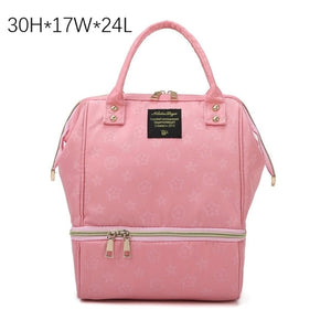 Fashion Mama Maternity Diaper Bag (pink)