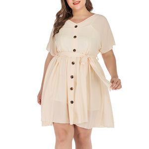 Maternity Hollow Out Dress
