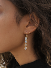 Load image into Gallery viewer, Moonstone Chandelier Earrings