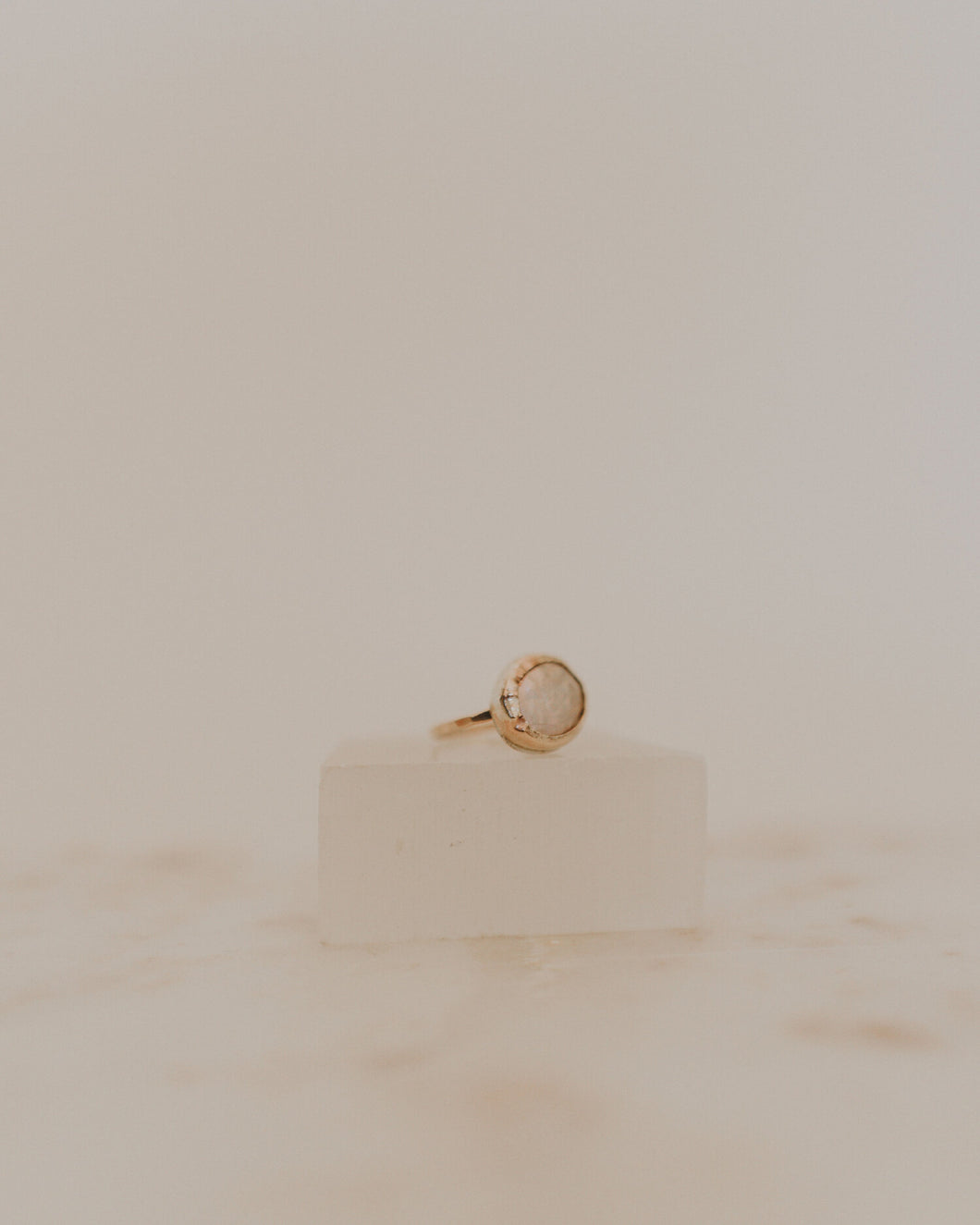 Baroque Pearl Shine On Ring