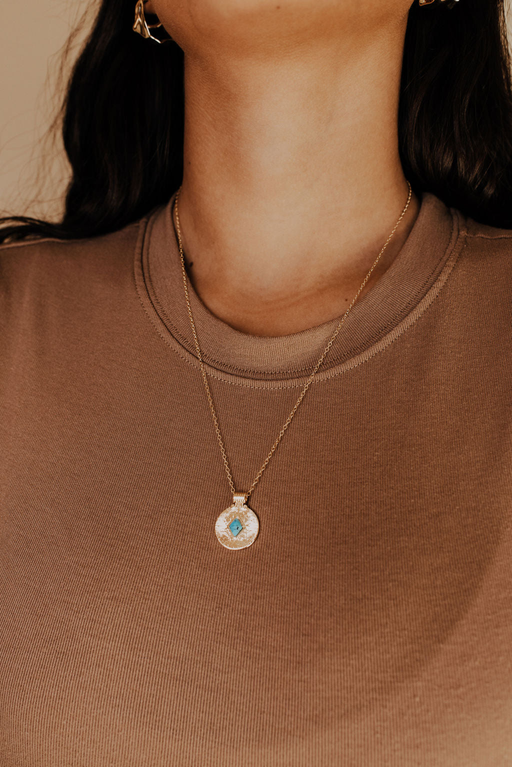 Harlowe Turquoise Necklace