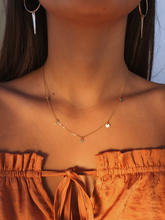 Load image into Gallery viewer, Wanderlust Choker to Necklace