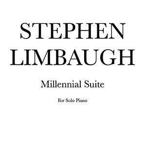 """Millennial Suite"" sheet music"