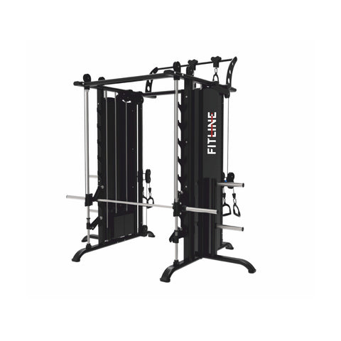DZ-51 - FUNCTIONAL TRAINER WITH SMITH MACHINE
