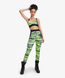 OLA Lime Tiger Leggings