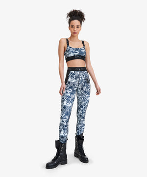 INDIA Butterfly Crop Top