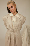 linen jacket for women