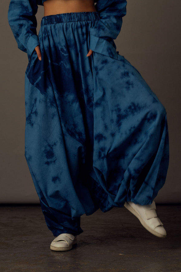 blue-tie-dye-organic-cotton-dhoti-pants