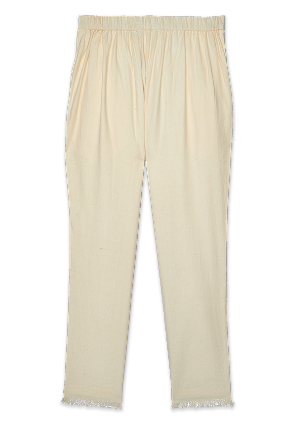 lithe linen trousers for women