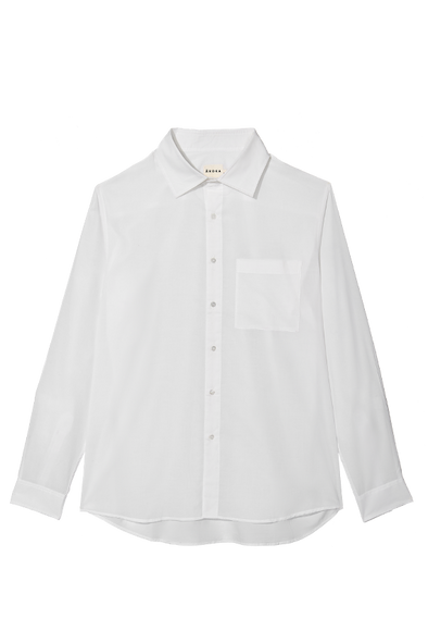 the advocate white shirt for men