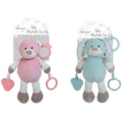 Bear/Rabbit Attachable Toy