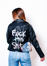 Load image into Gallery viewer, FTS Leather Jacket