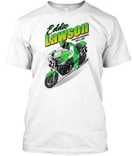 Load image into Gallery viewer, Eddie Lawson #21 T-Shirt