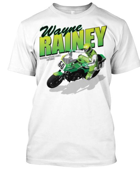 Wayne Rainey #60 T-Shirt