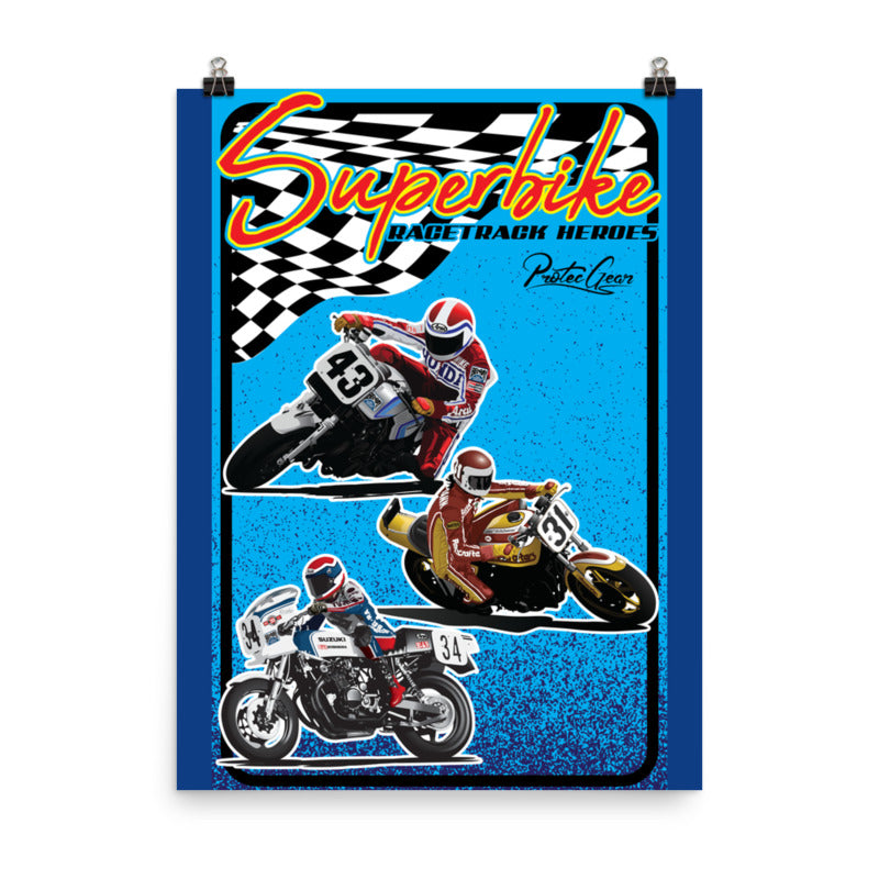 Superbike Racetrack Heroes