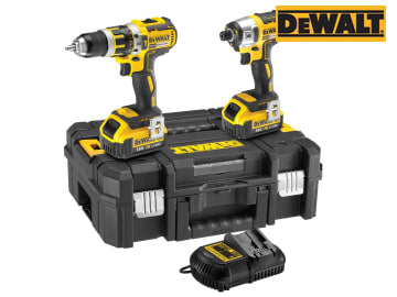 Dewalt DEWDCK259M2T Brushless Twin Pack 18V 2 x 4.0Ah Li-ion