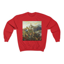 Load image into Gallery viewer, Sweatshirt - Westward the Course of Empire Takes Its Way, Emanuel Leutze - Art an a T