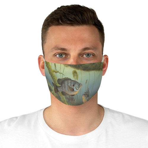 Adjustable Face Mask - Redear Sunfish - Art an a T