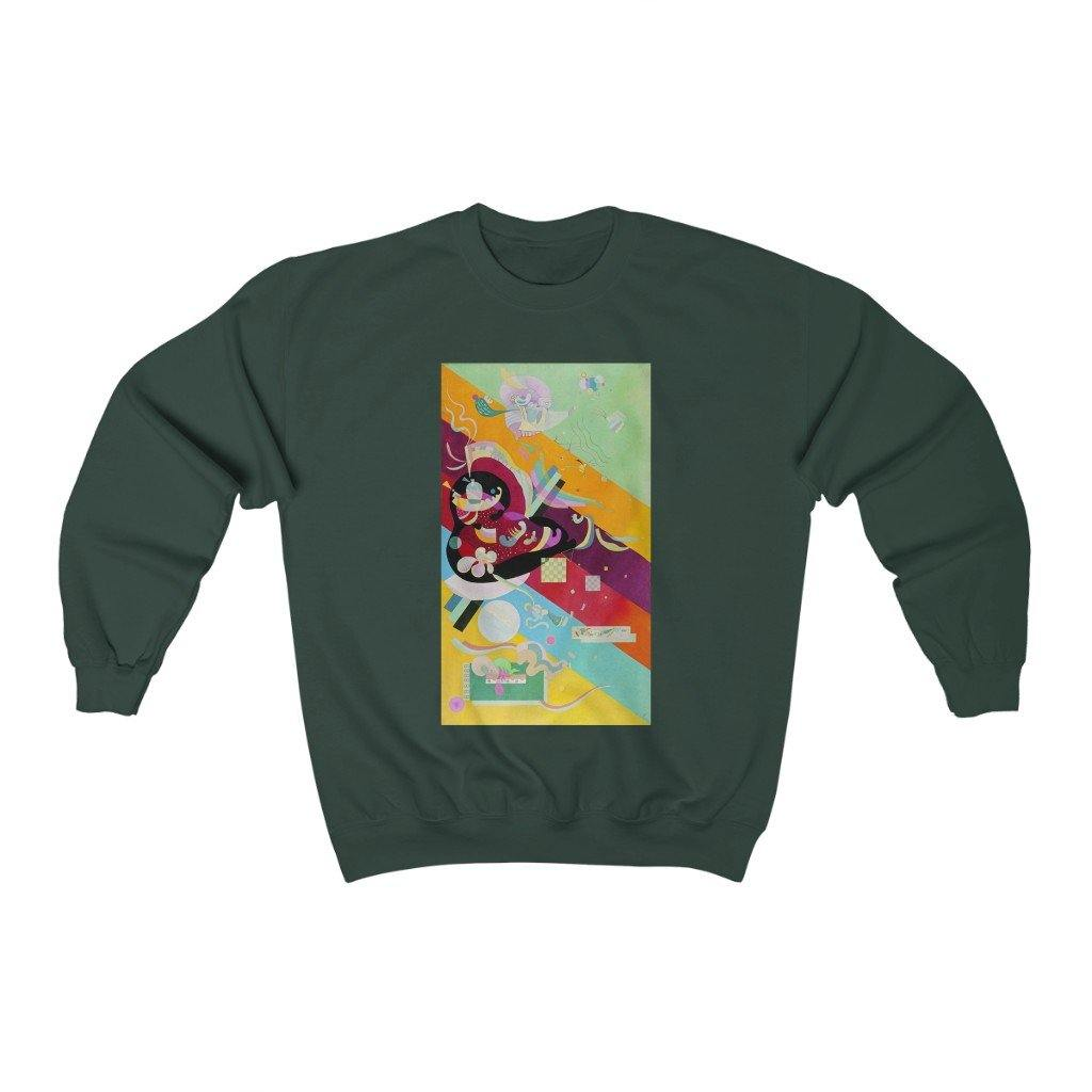 Sweatshirt - Composition IX, Wassily Kandinsky - Art an a T