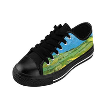 Load image into Gallery viewer, Men's Sneakers - Wheat Fields, Vincent van Gogh - Art an a T