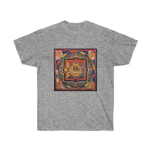 Load image into Gallery viewer, Tee - Amitayus Mandala, Tibetan Illustrations T-Shirt 19.95 Art an a T