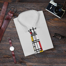 Load image into Gallery viewer, Necktie  - Die Ideale, Piet Mondrian Accessories 26.07 Art an a T