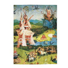 Load image into Gallery viewer, Plush Blanket - The Garden of Earthly Delights 2, Hieronymus Bosch All Over Prints 49.95 Art an a T