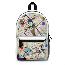 Load image into Gallery viewer, Backpack (Made in USA) - Composition Viii, Wassily Kandinsky - Art an a T