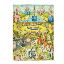 Load image into Gallery viewer, Plush Blanket - The Garden of Earthly Delights, Hieronymus Bosch All Over Prints 59.95 Art an a T