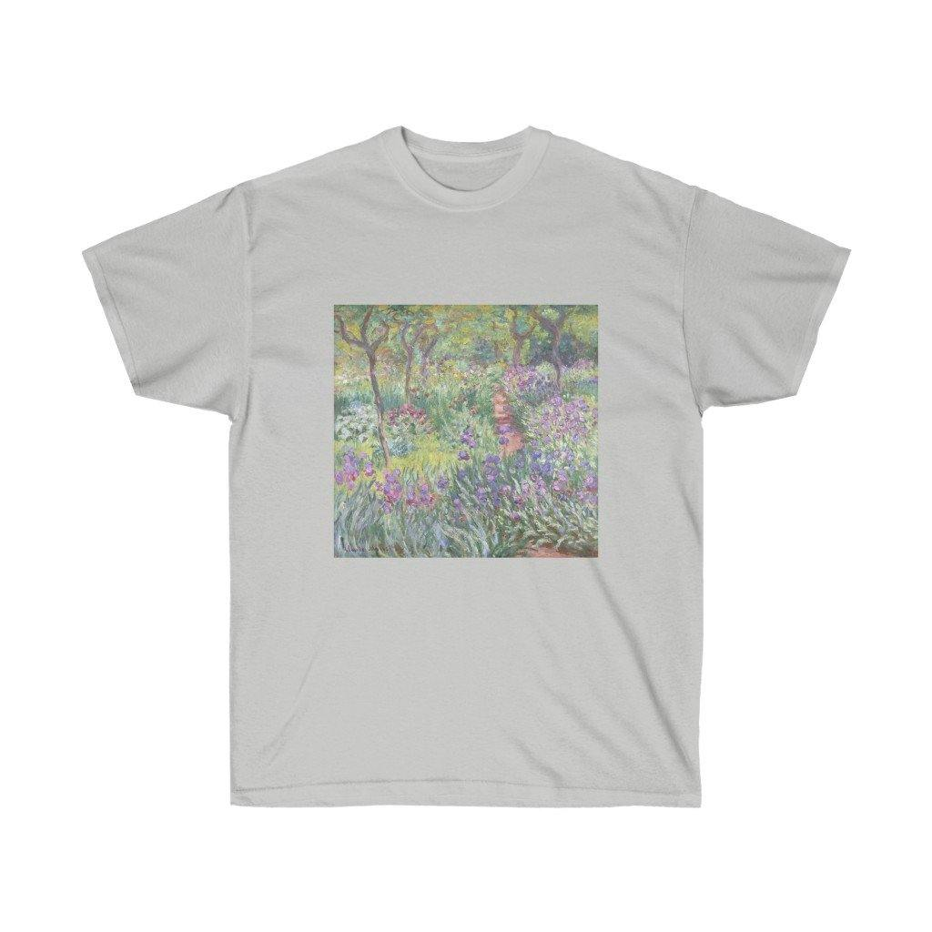 Tee - The Artist's Garden in Giverny, Claude Monet - Art an a T