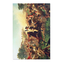 Load image into Gallery viewer, Area Rugs - Battle of Monmouth, Emanuel Leutze - Art an a T