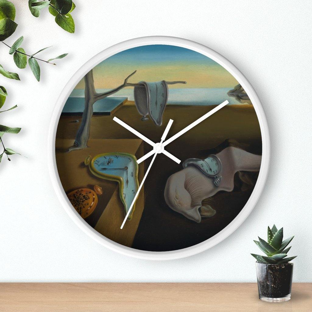 Wall clock - The Persistence of Memory, Salvador Dalí Home Decor 39.82 Art an a T