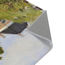 Load image into Gallery viewer, Area Rugs - Houses on the Achterzaan, Claude Monet - Art an a T