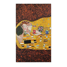 Load image into Gallery viewer, Area Rugs - The Kiss, Gustave Klimt - Art an a T