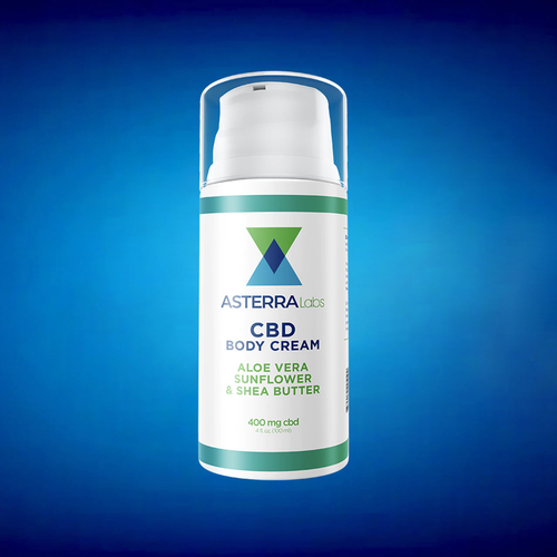 CBD Body Cream - 400mg