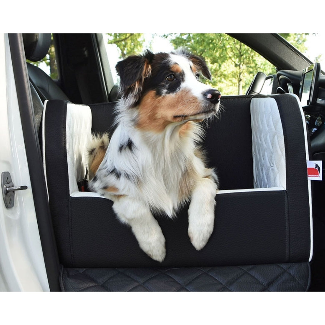 Autohundebett Travelmat® Vordersitz Duo Plus (Standardmaß)