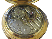 Load image into Gallery viewer, L. Audemas Minute repeater pocket watch