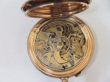 Load image into Gallery viewer, Split Second Pocket Watch