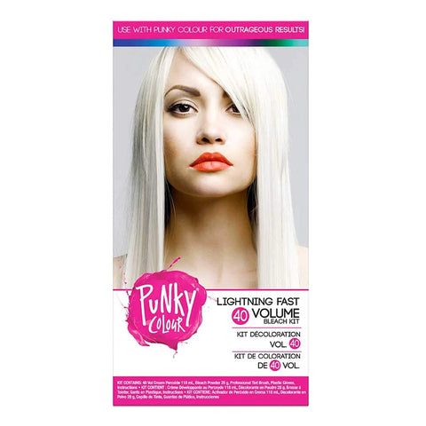 Decolorante Para El Cabello 40 Vol, Punky Colour