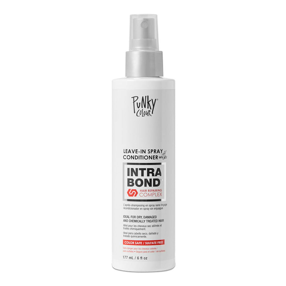 Acondicionador En Spray Libre De Enjuague, Punky Colour 6 oz.