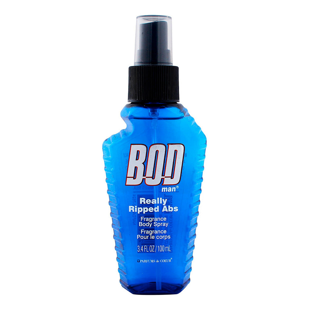 Body Spray Really Ripped Abs, Bod Man 100 ml