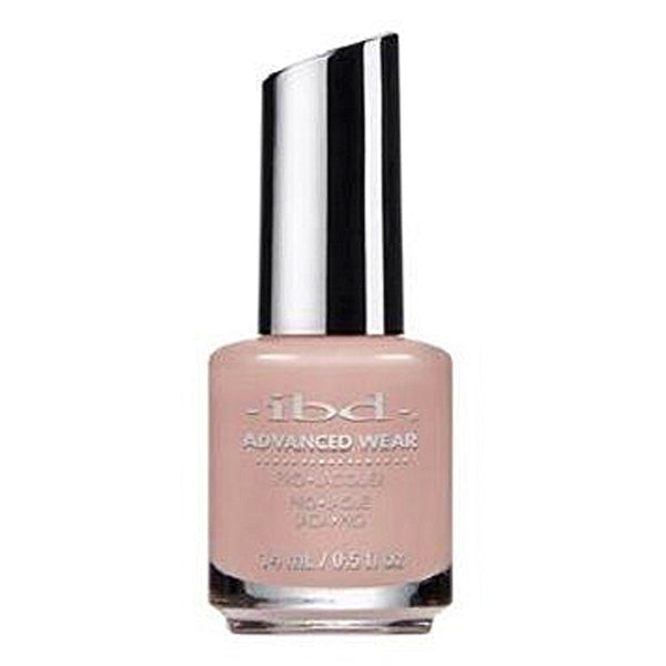 Esmalte para Uñas Nude F, Advanced Wear, IBD 14 ml